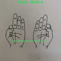 Mudra For Cold and Cough